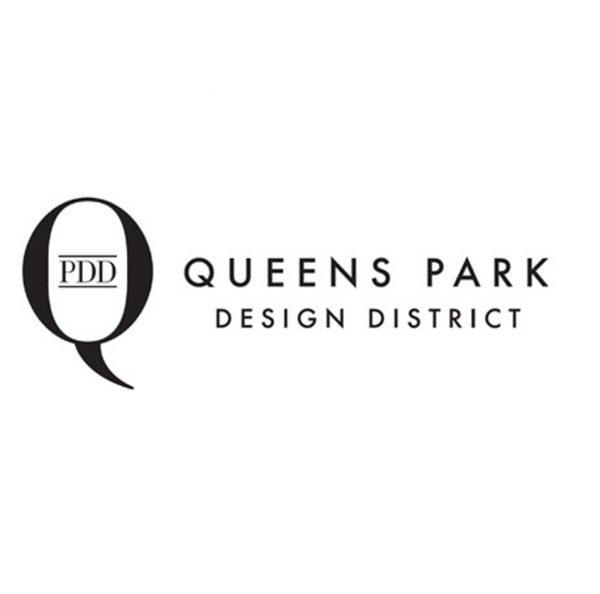 QPDD logo + text