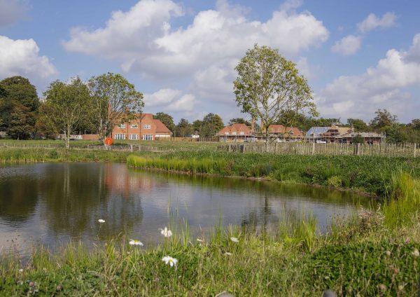 Cloisters, Wood Farm