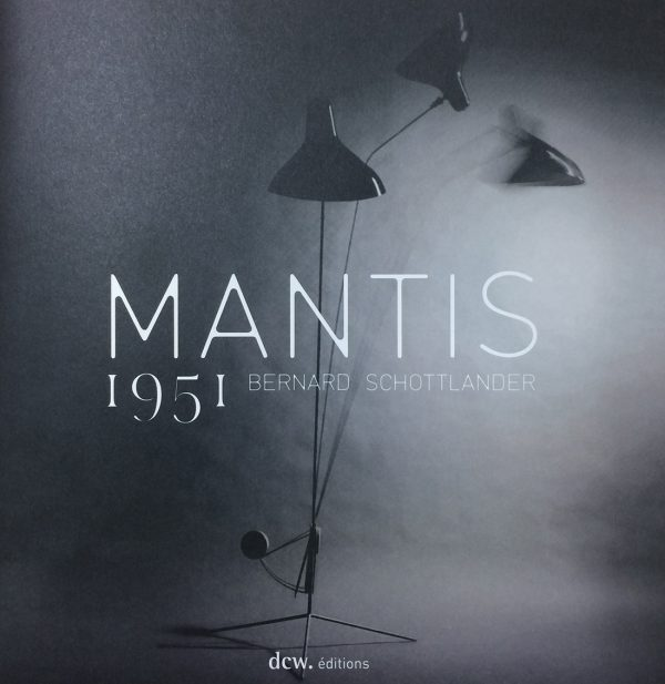 Mantis lamp DCW