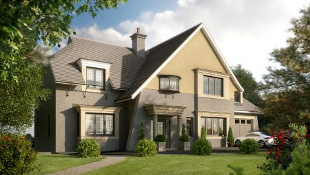 HUB was appointed to design a three story & 7500 sq ft family home, in Totteridge, including one attic floor and a basement towards the rear of the house.