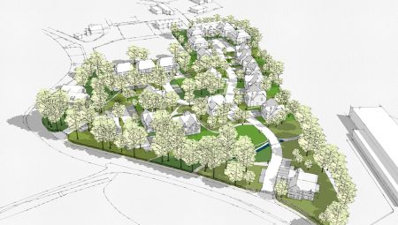 HUB were engaged by Heronslea Group in January 2018 to prepare proposals for a development of 73 new homes at Bushey Hall Drive, in Bushey near Watford